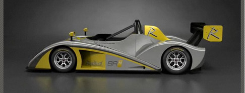 Radical SR4 Clubsport