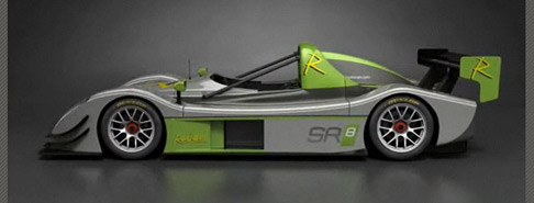 Radical SR8 Supersport/LM