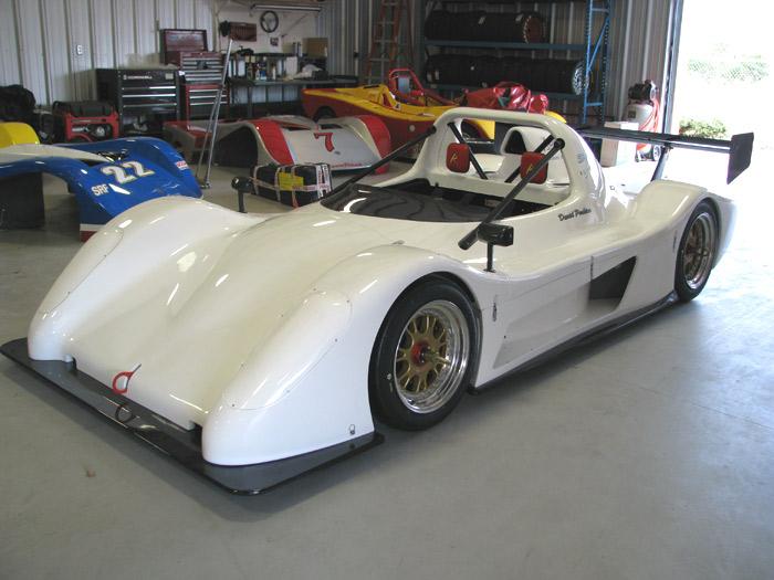 Spec Racer Sports | 2007 Radical SR3 Supersport | For Sale | Spec ...