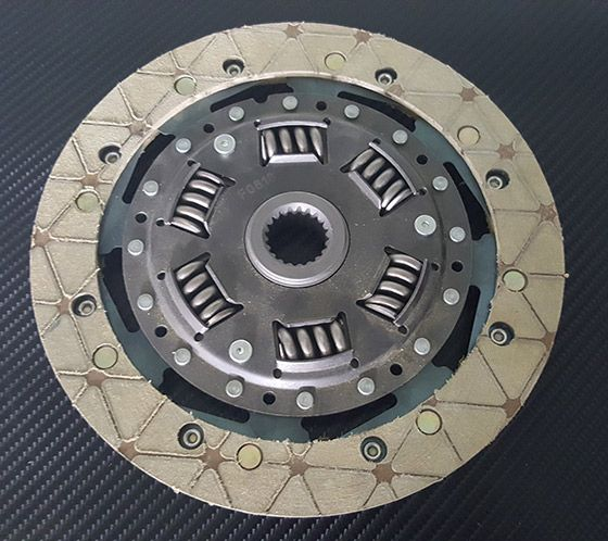 spec racer ford clutch disk